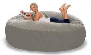 Wondrous I Want One For The Home Bean Bag Bed Bean Bag Chair Alphanode Cool Chair Designs And Ideas Alphanodeonline