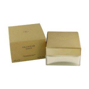 Valentino Gold By Valentino Body Cream, 5-Ounce by Valentino. $34.95. This item is not a Tester.. This item is not for sale in Catalina Island. 5.0 oz. body cream. Valentino Gold by Valentino 150ml 5oz Body Cream. Save 36% Off!