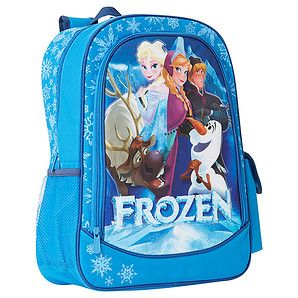Disney Frozen Backpack - Blue – Target Australia