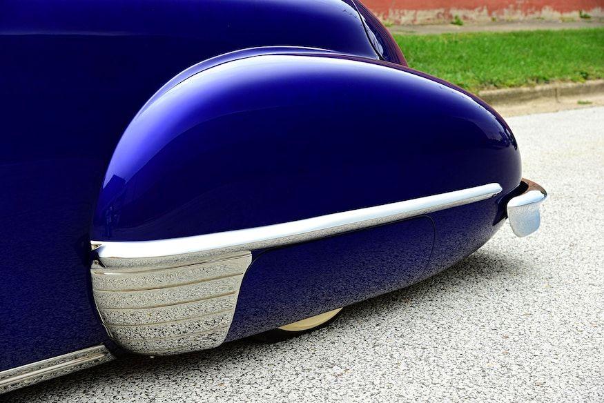 Das 1947 Cadillac Packs Viel Allure – Hot Rod   – 47 cadillac