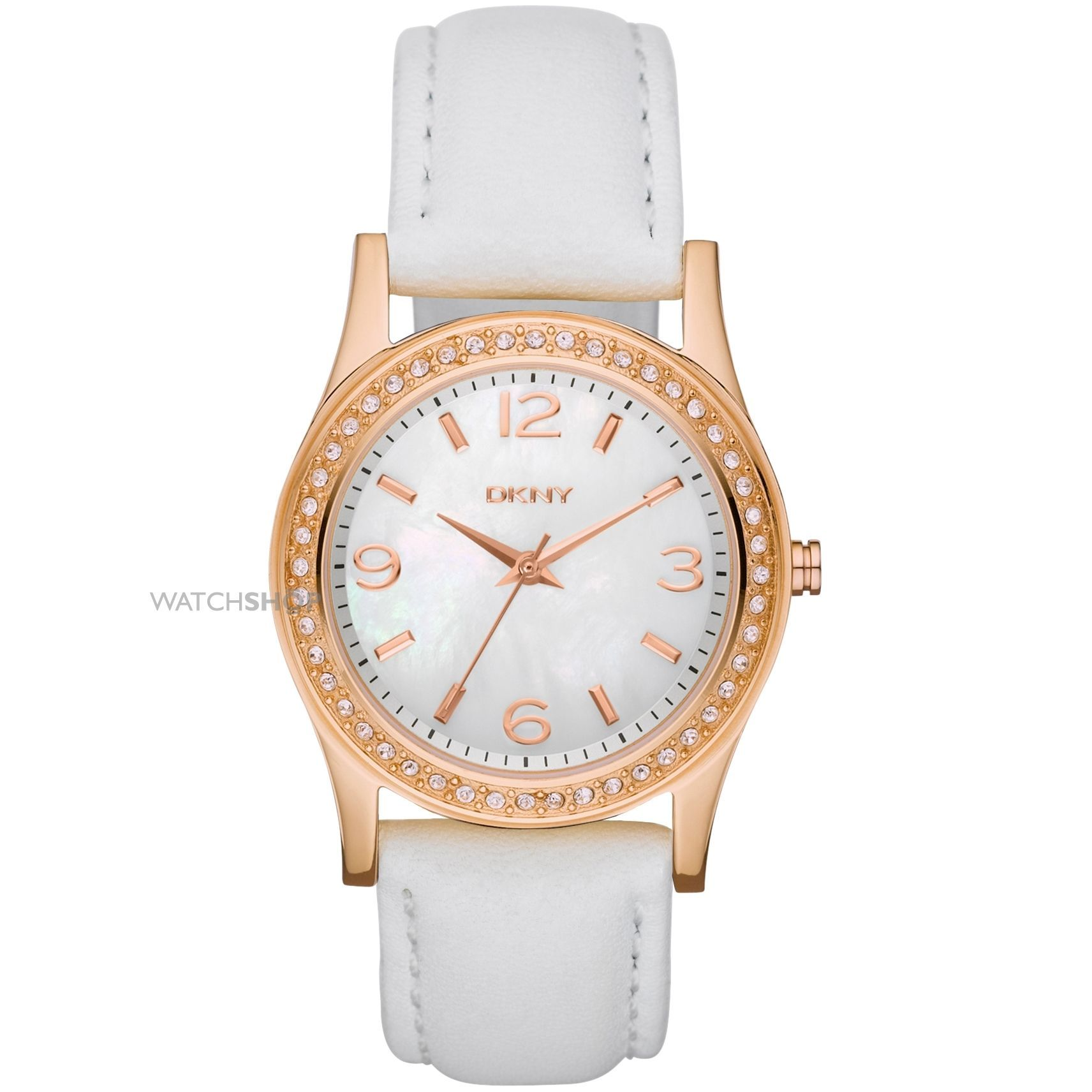 Ladies DKNY Watch NY8375 #DKNY #Watch | Rose gold watches