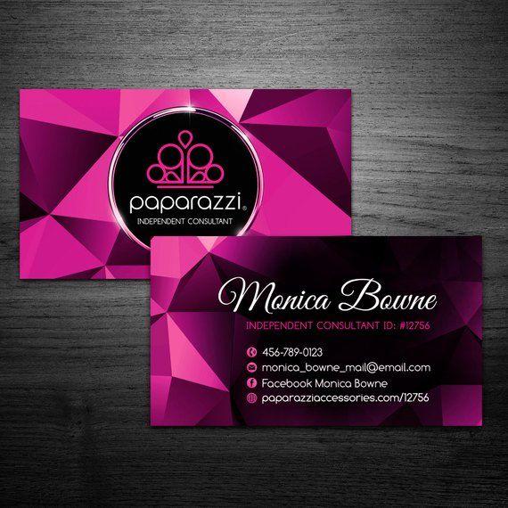Paparazzi Business Cards Business Card Paparazzi Paparazzi