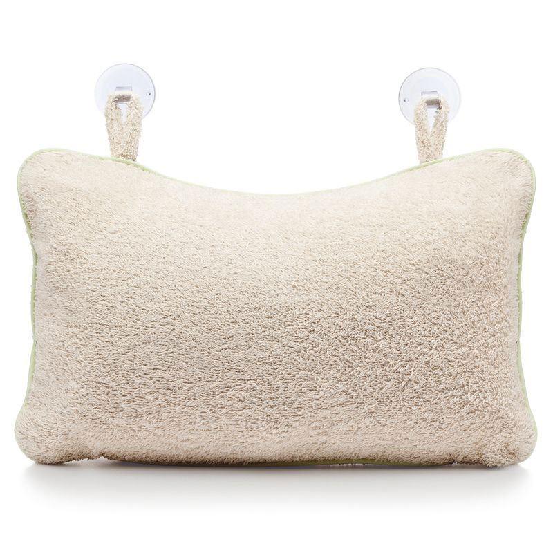 oreiller de bain Oreiller+de+bain+ +Pour+prolonger+la+pause+bain,+la+tête+bien+  oreiller de bain