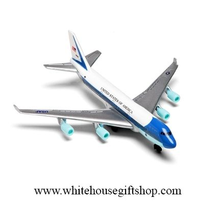 Hogan Air Force One B747 200 1 200 Scale Model Airplane With