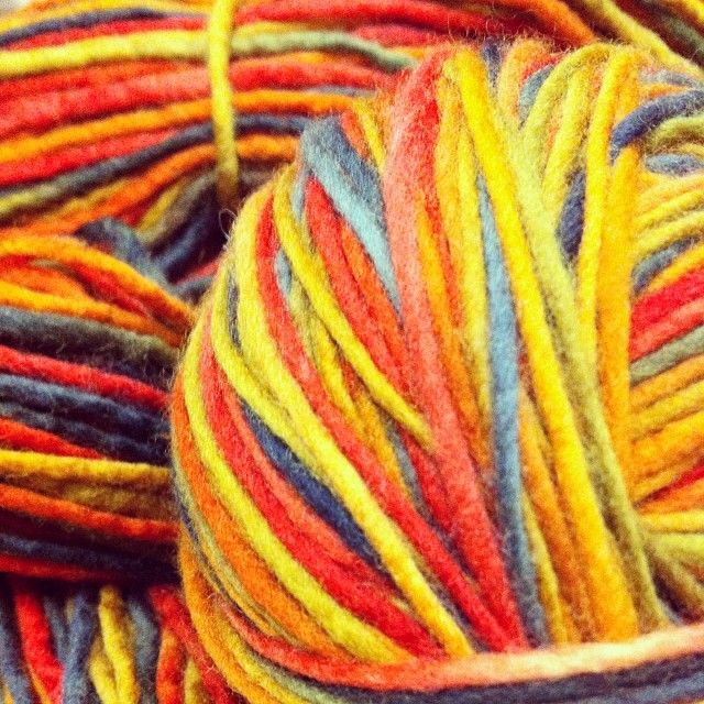 Beautiful merino wool yarn from a farm in new york - emmeier's photo on Instagram