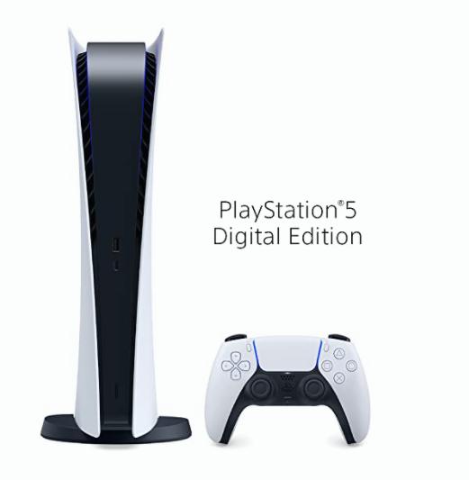 Playstation 5 Digital Edition Playstation Consoles Playstation Playstation 5