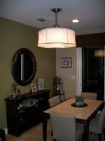Shop Allen Roth 30 In Sun Valley Brushed Nickel Ceiling
