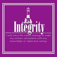 Daily Personal Progress Integrity 3