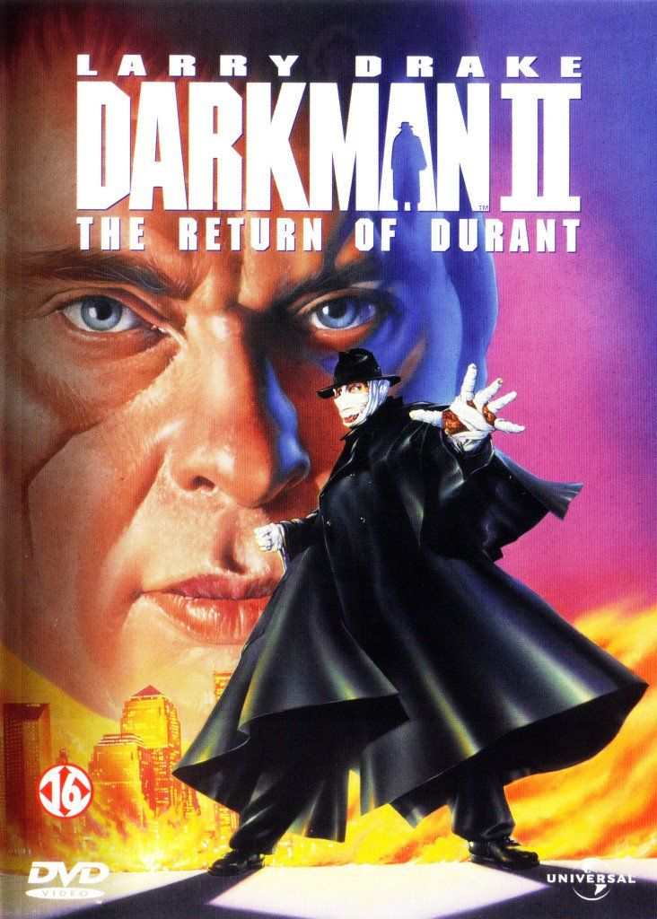 Darkman II The Return of Durant (1995) Movie Review (With