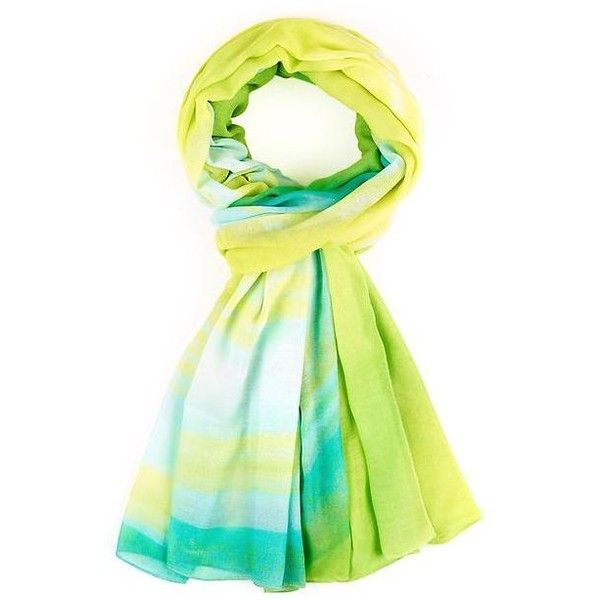 Echo Design Group Loop Scarf Size One Size ($22) ❤ liked on Polyvore featuring accessories, scarves, agate, round scarves, bright shawl, tube scarves, echo design group and infinity scarf