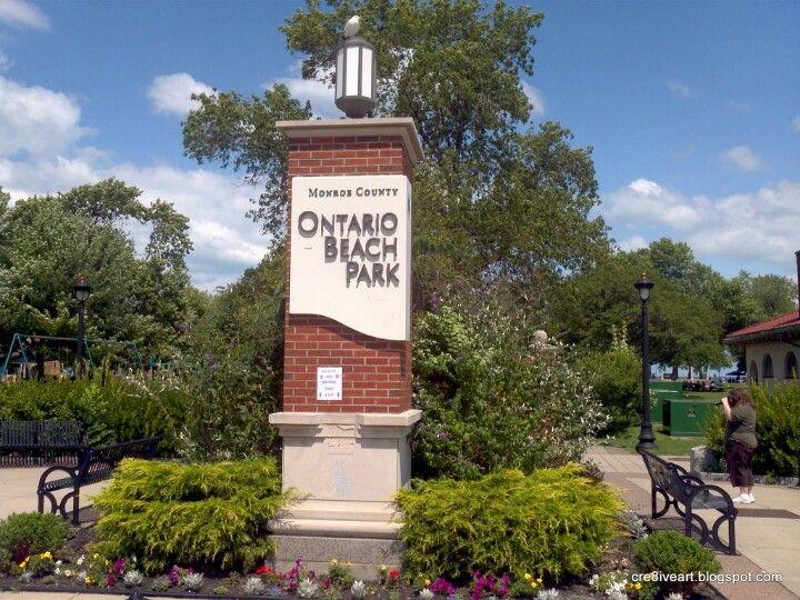 Nice Park (With images) Ontario beaches, Ontario, Beach