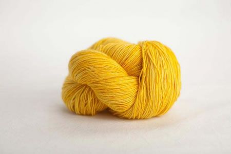 A Good Yarn Sarasota - Hand Dyed Yarns in Florida Colorways MTL Butter $24