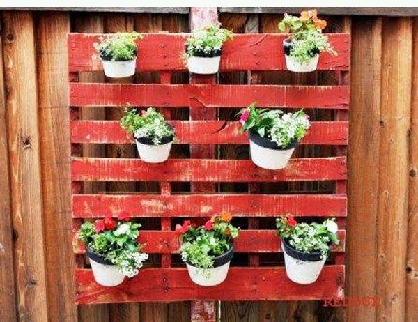 1000 ideas creativas para reciclar palets decoraci n - Ideas creativas para reciclar ...