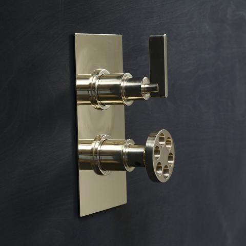 Bert Bathroom Stall designedstudio ore, our range of brass shower fittings offer a