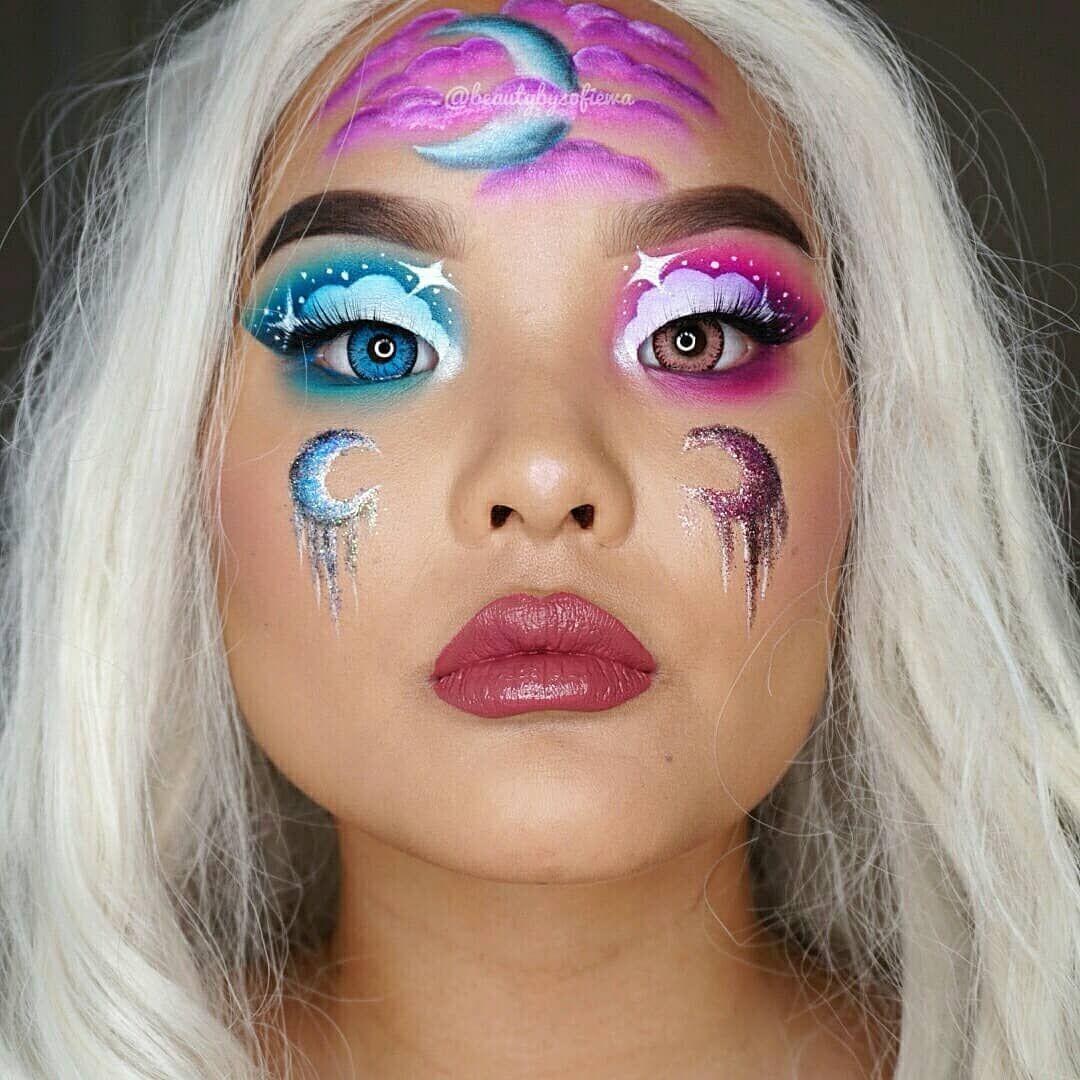 Follow Martafonseca 24 On Instagram Creative Eye Makeup Makeup