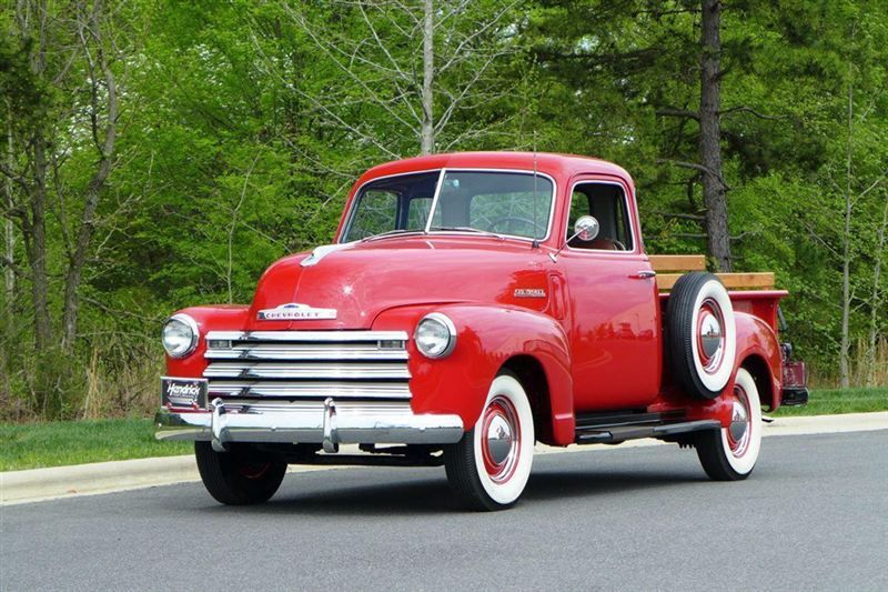 1948 Chevrolet Pickups 3100 Series