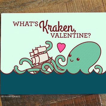 funny valentines day card for boyfriend from tiny bee cards - Geeky Valentines Cards