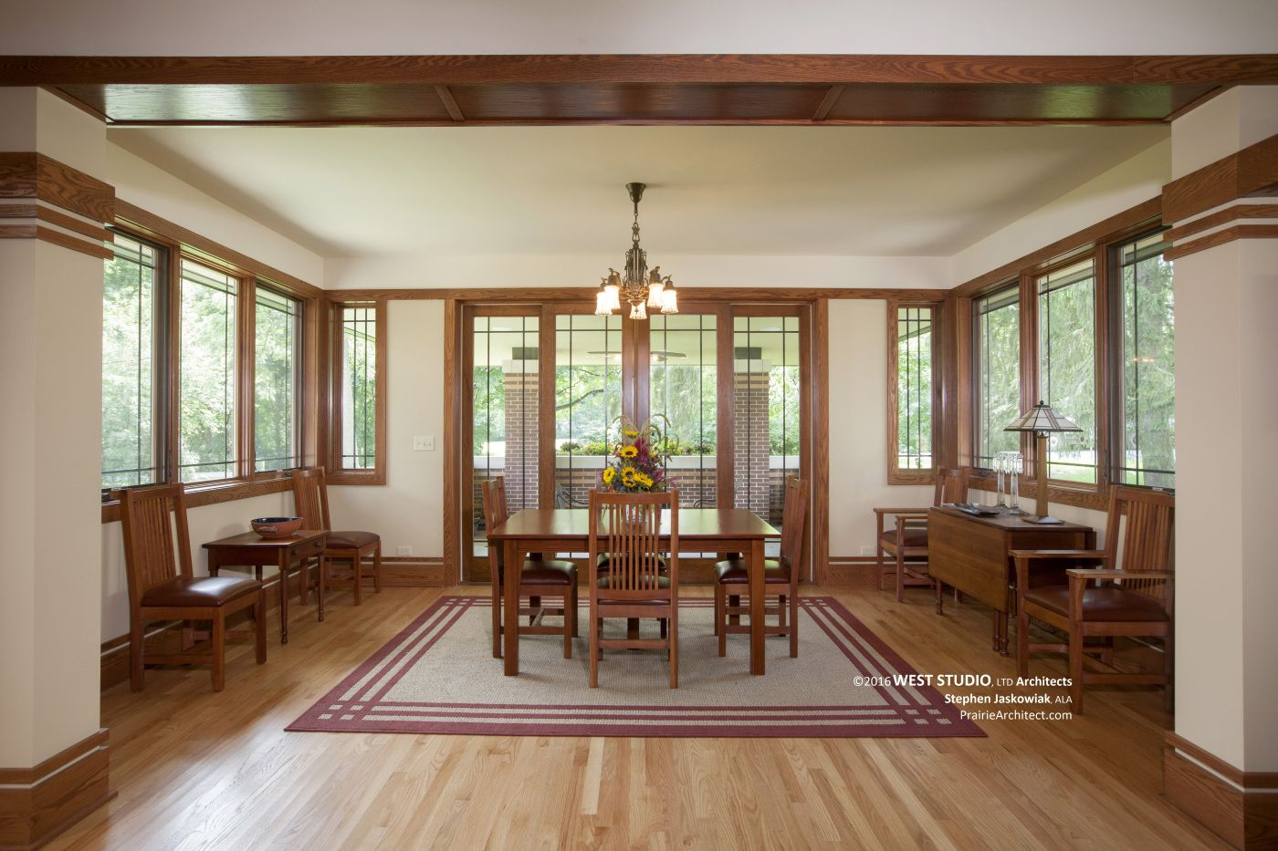 Residential Gallery With Images Prairie Style Houses