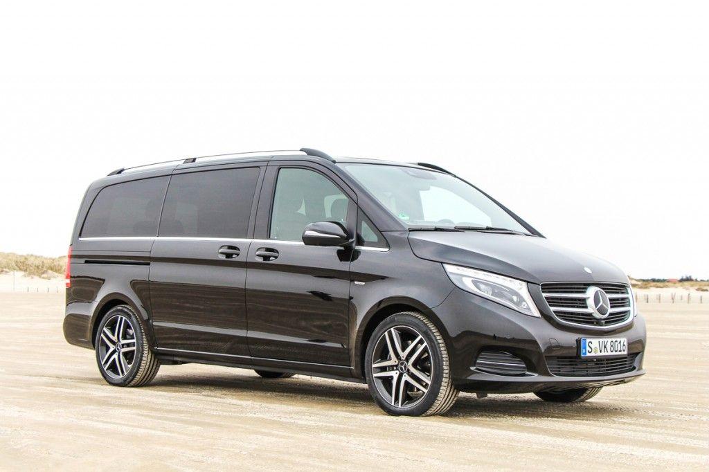 Die neue Mercedes-Benz V-Klasse – V250 Edition 1 ...