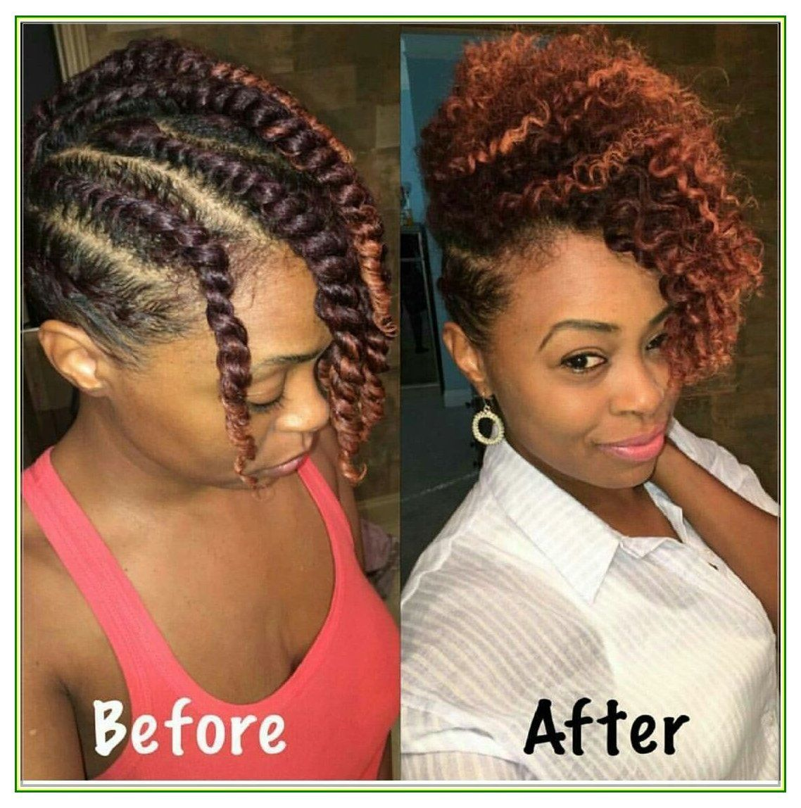 If You Are Going To Be Swimming In A Pool You Should Wet Your Hair Before Hand So That Your Hair I In 2020 Natural Hair Twist Out Natural Hair Twists
