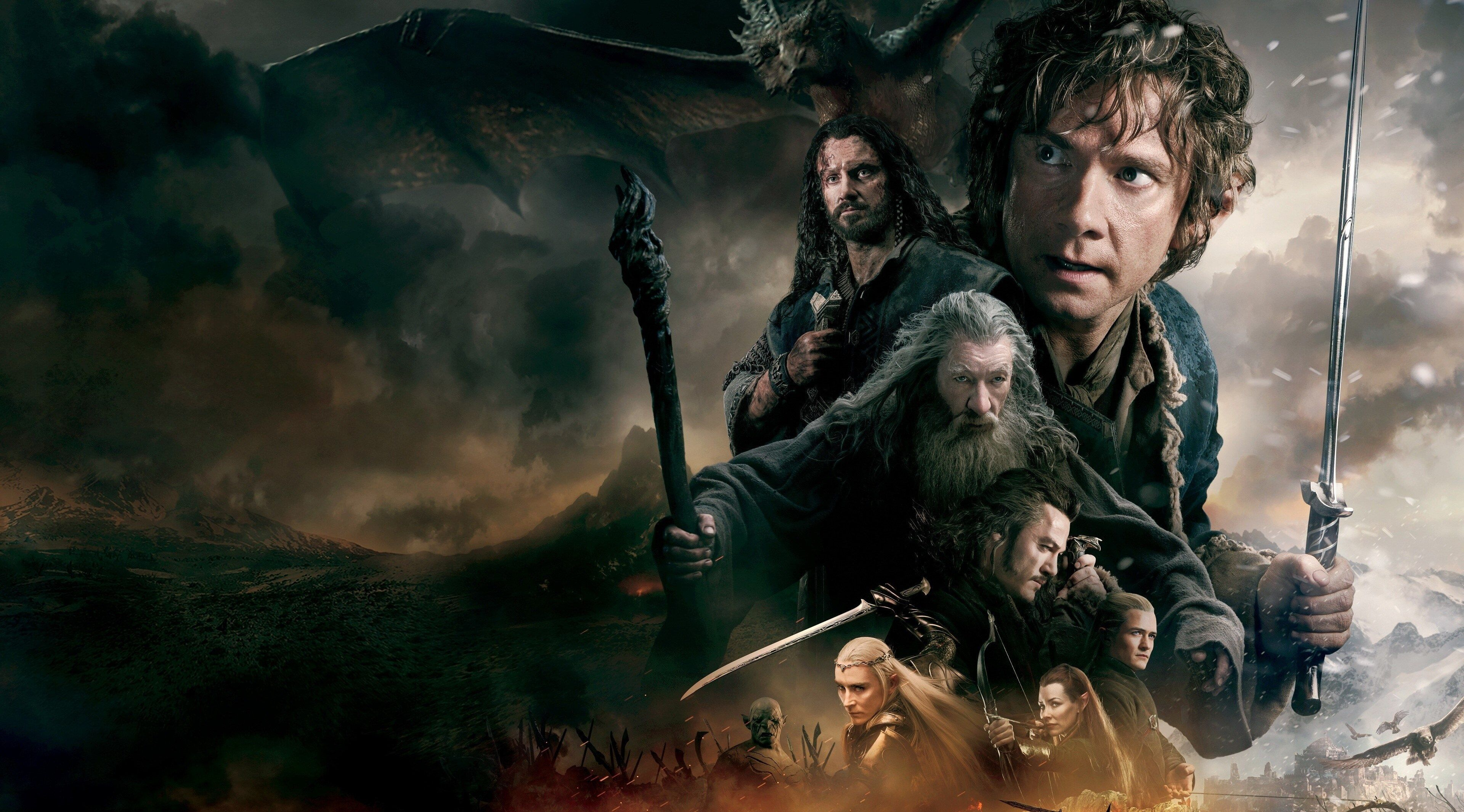 3840x2130 Hobbit 4k Best Hd Wallpaper For Pc Free Download