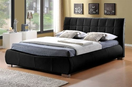 17 best images about leather superking beds on pinterest brown leather chesterfield and leather bed