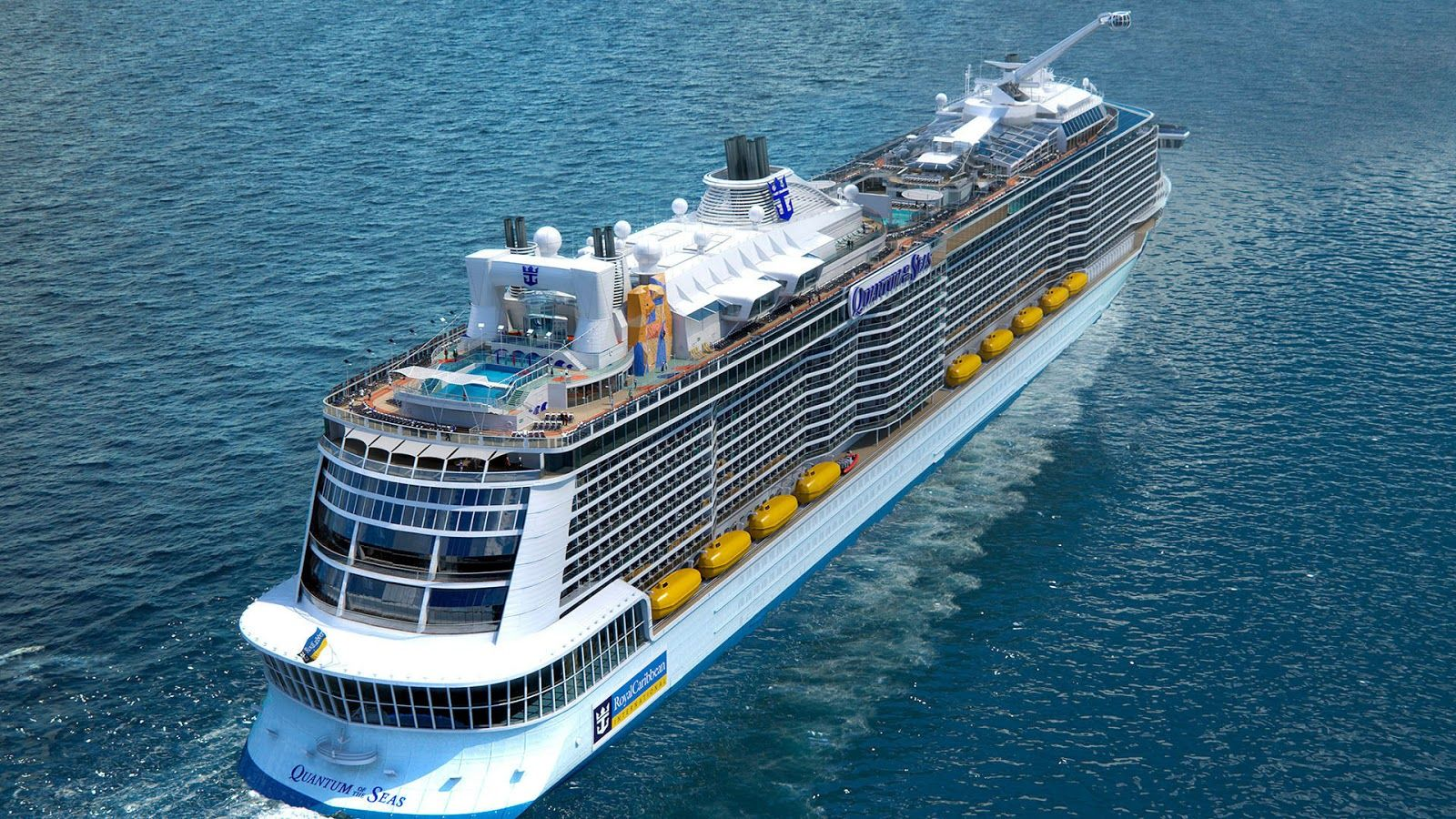 Quantum Of The Seas Construction Photos Building On A Legacy Of - Legacy cruise ship