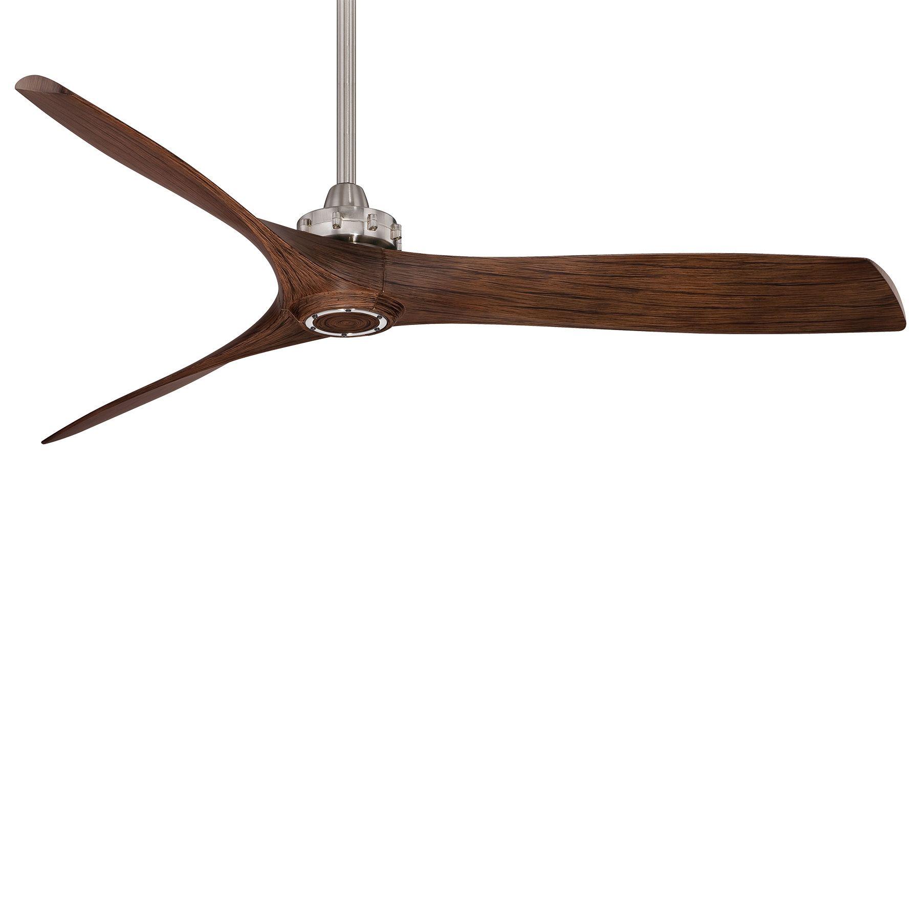 Aviation Ceiling Fan By Minka Aire F853 Bn Dk Ceiling Fan 60