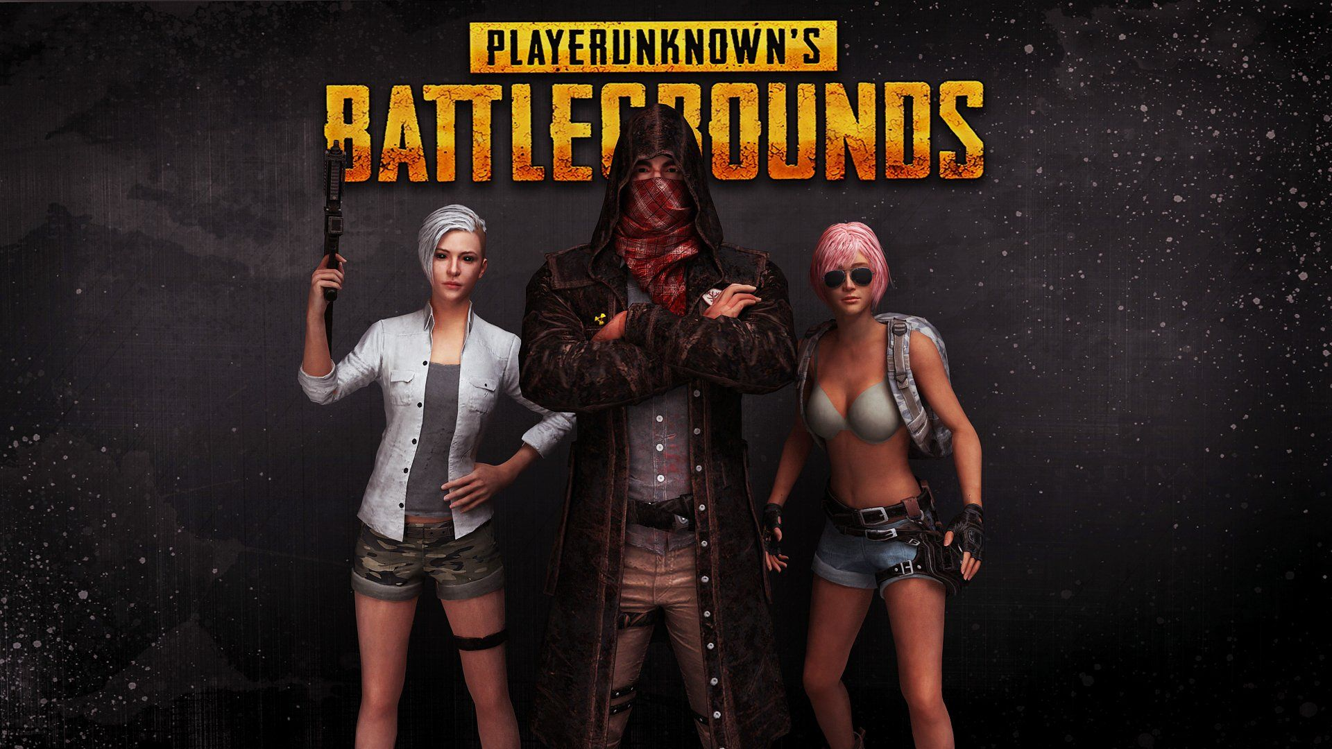 Pubg Battlegrounds Wallpaper