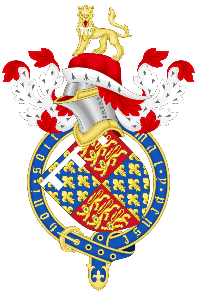 Coat Of Arms Of The Prince Of Wales France Ancient Edward The