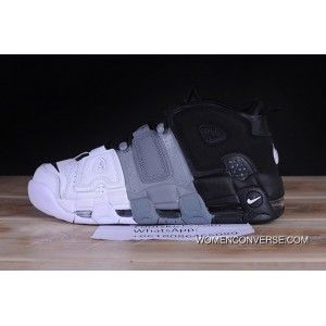 fdbab8fb229d Nike Air More Uptempo Tri Color Mens Lifestyle Shoe Free Shipping ...