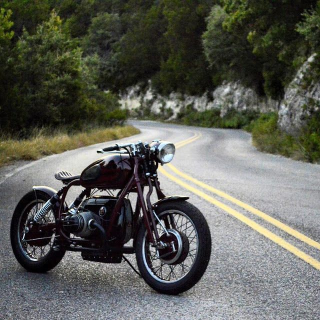 BMW R75 5 Bobber by GT-Moto #motorcycles #bobber #motos | caferacerpasion.com