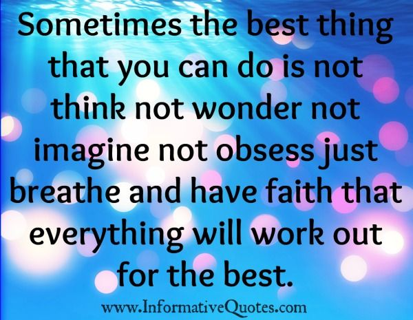 Things Will Work Out Vivian Kalmus Faith Faith Quotes Have Faith