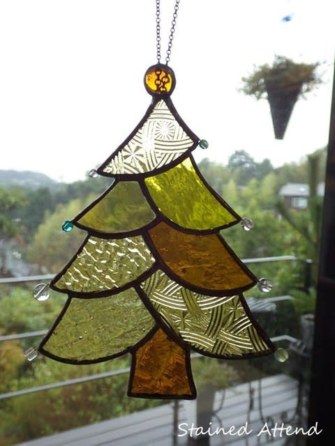 Photo of Christmas Experience Course (10/21)-Stained Glass: Stained Attend