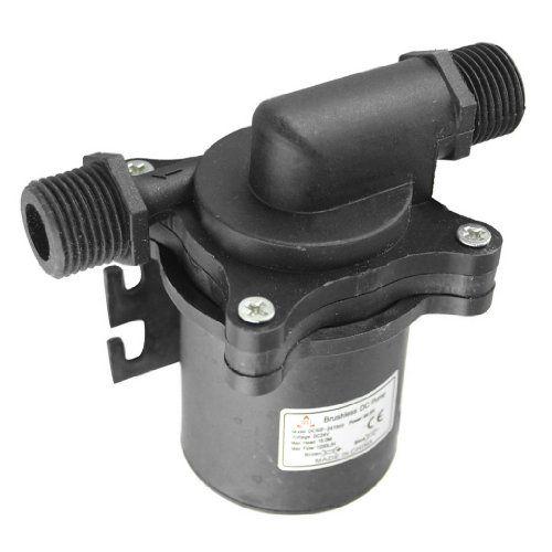 http://ift.tt/1mtVgSX Tangda DC 24V Wasserpumpe Tauchpumpe Zentrifugale versenkbare 317GPH 49ft DC50F-24150S Brushless Water Pump Gartenpumpe @feproductooli#