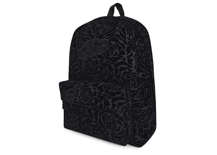 vans mochila terciopelo