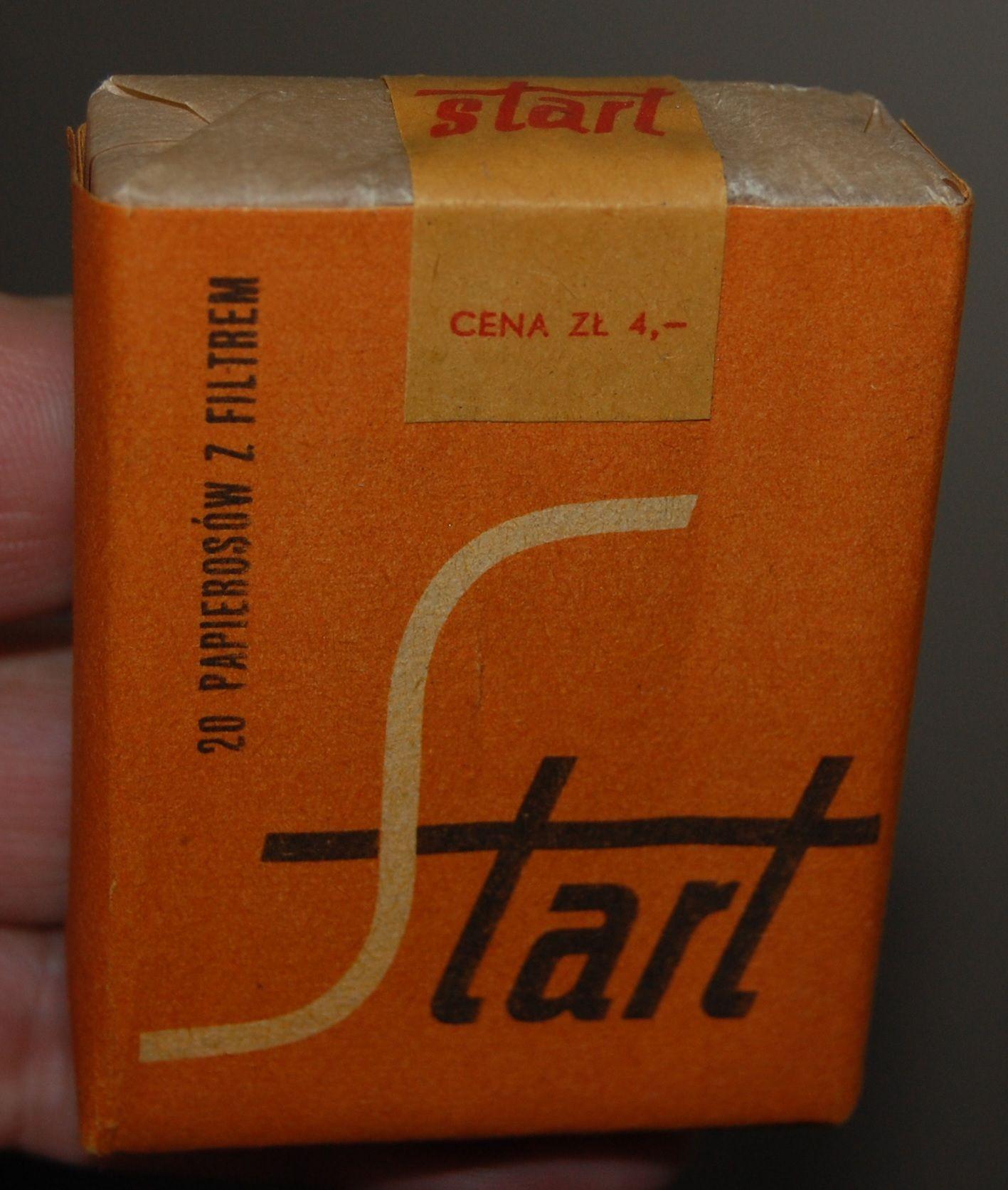 Stare Papierosy Prl U Start Wykopki Strychowe Papierosy