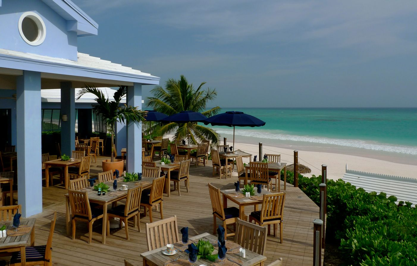 Settled Along Pink Sandy Beaches And Swaying Palm Tress Sands Resort Is An Exclusive Luxury Bahamas
