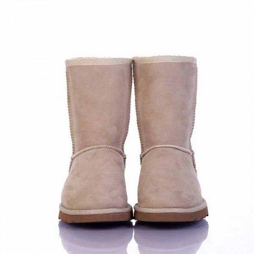 #UGGCLAN discount Ugg Boots, http://www.uggvipshop.net/, Women UGG Classic Short 5825 Sand