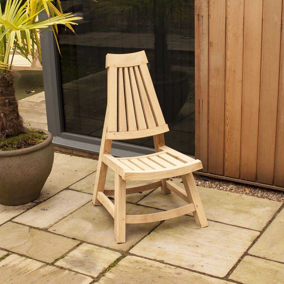 Alder Curve Chair Garden Furniture Garden Ideas And Stuff  # Muebles Tio Sam