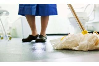 Wrought Iron Finishing Remove Yellow Stains Vinyl Sheet Flooring Concrete Cleaner