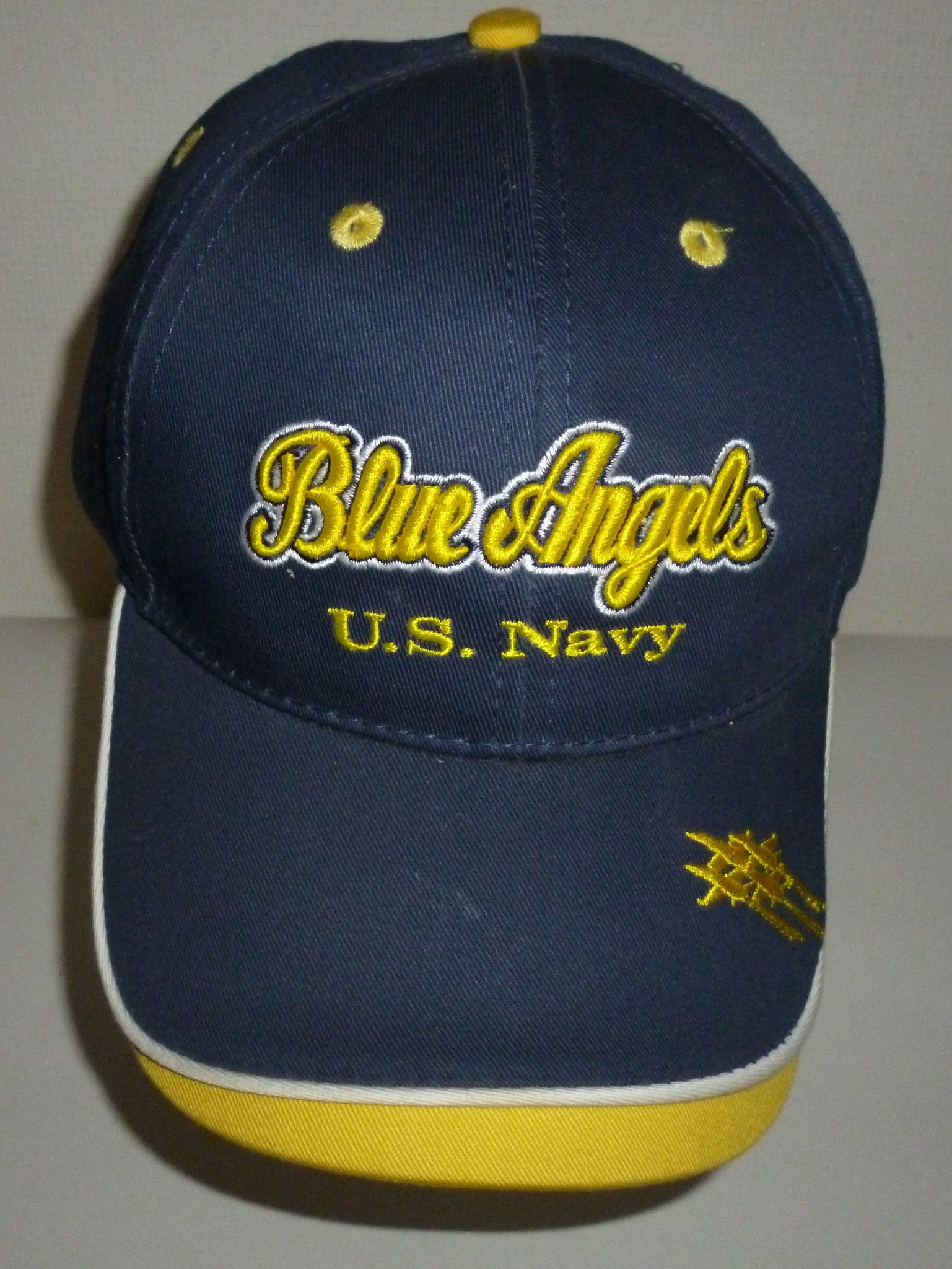 Blue Angels U.S. Navy Military Baseball Cap Hat