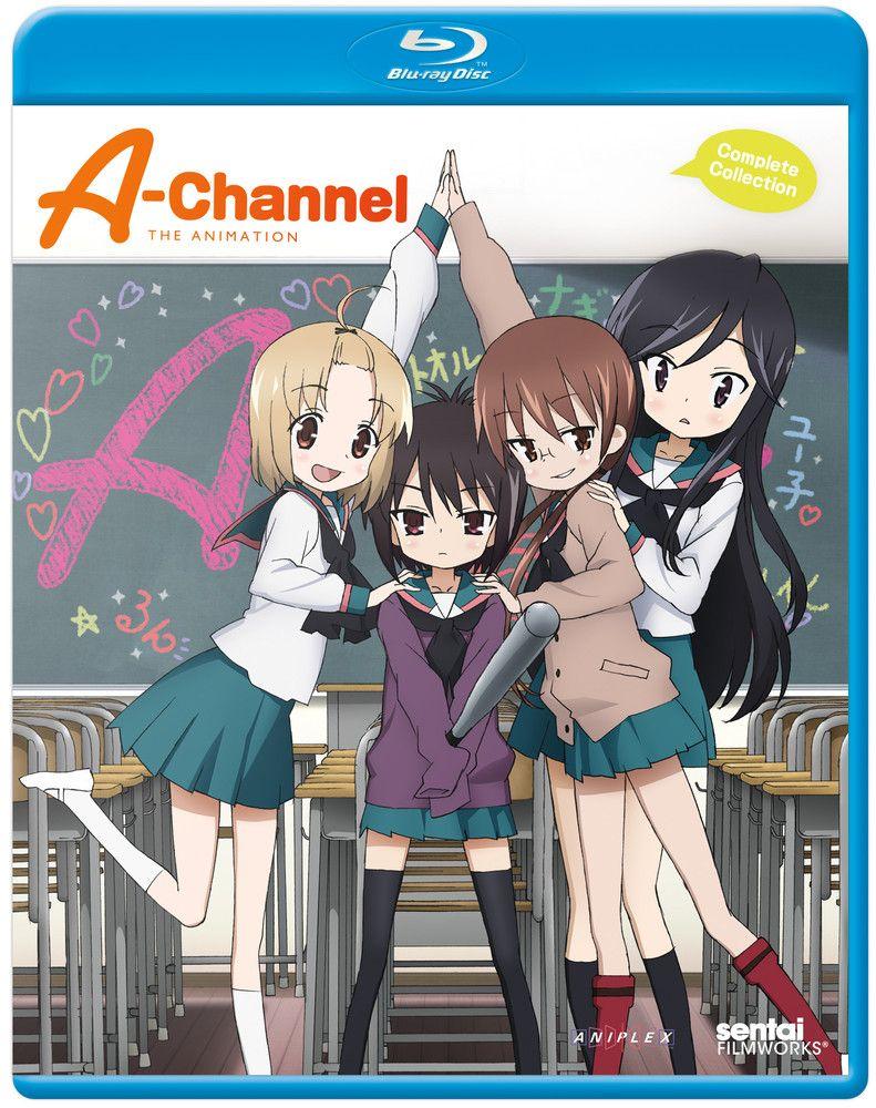 AChannel Bluray Aチャンネル, チャンネル