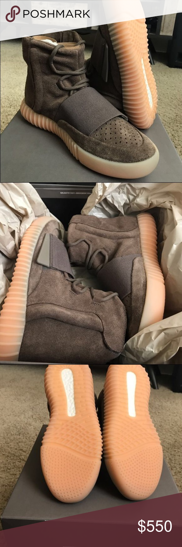 a28105eacd6ff6 Authentic Yeezy 750 Boost Gum Bottom (More Sizes) Have Few Sizes In Stock  Price Is Negotiable Text 818-856-3597 Only Accepting 🅿️ay🅿️al These Are  100% ...