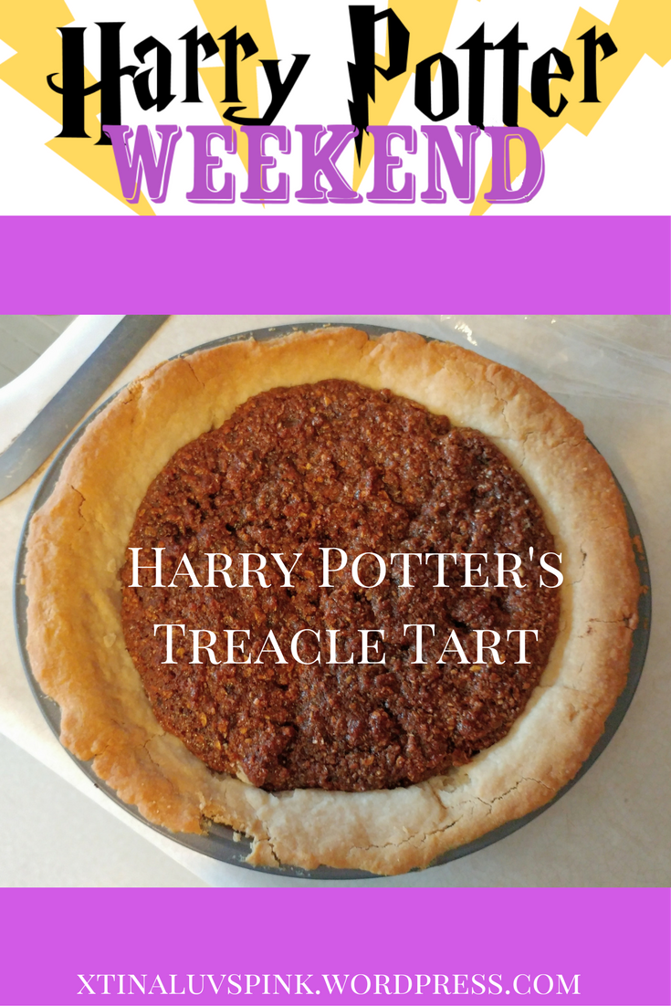Harry Potter Weekend Treacle Tart Cauldron Cakes Chocolate Frogs Pumpkin Juice And More Pumpkin Recipes Easy Real Food Dessert Treacle Tart