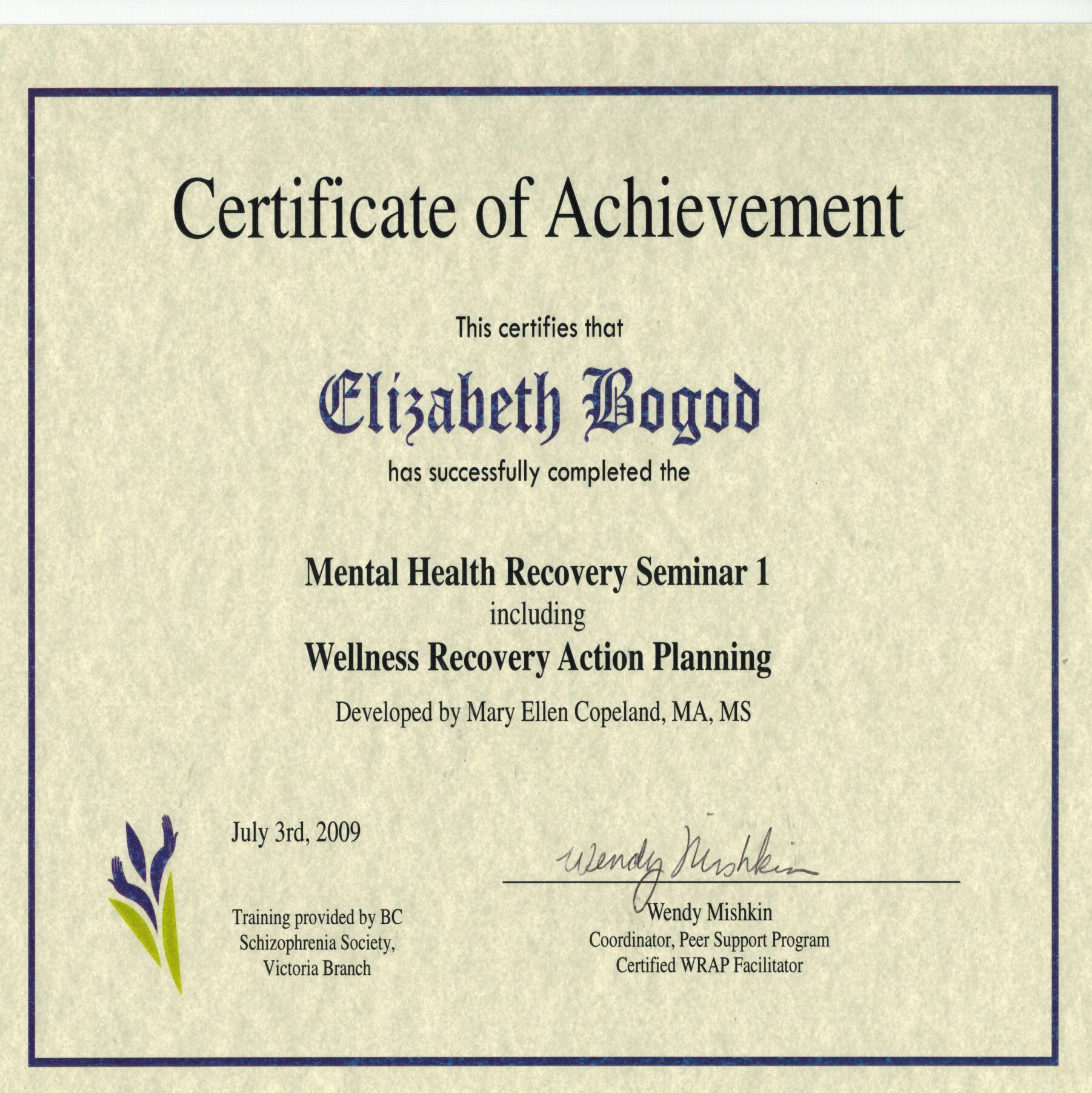 Career Wellness recovery action plan, Career help, How