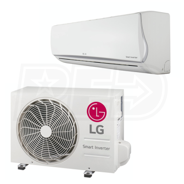 Lg Ls120hsv5 12k Btu Cooling Heating Wall Mounted Air Conditioning System 22 7 Seer In 2020 Air Conditioning System Air Conditioning Maintenance Heat Pump System