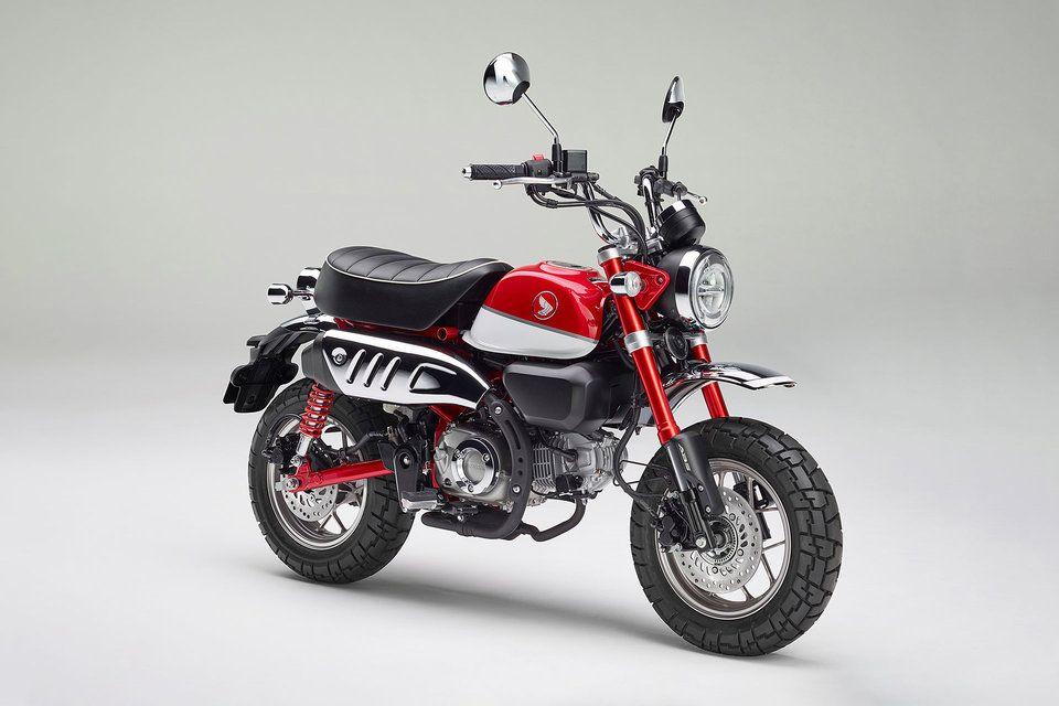 2018 Honda Monkey Mini Bike Honda 125 Honda Grom