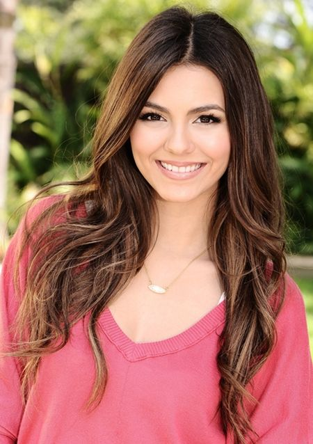 df1870a2ede301 Victoria Justice is an American actress