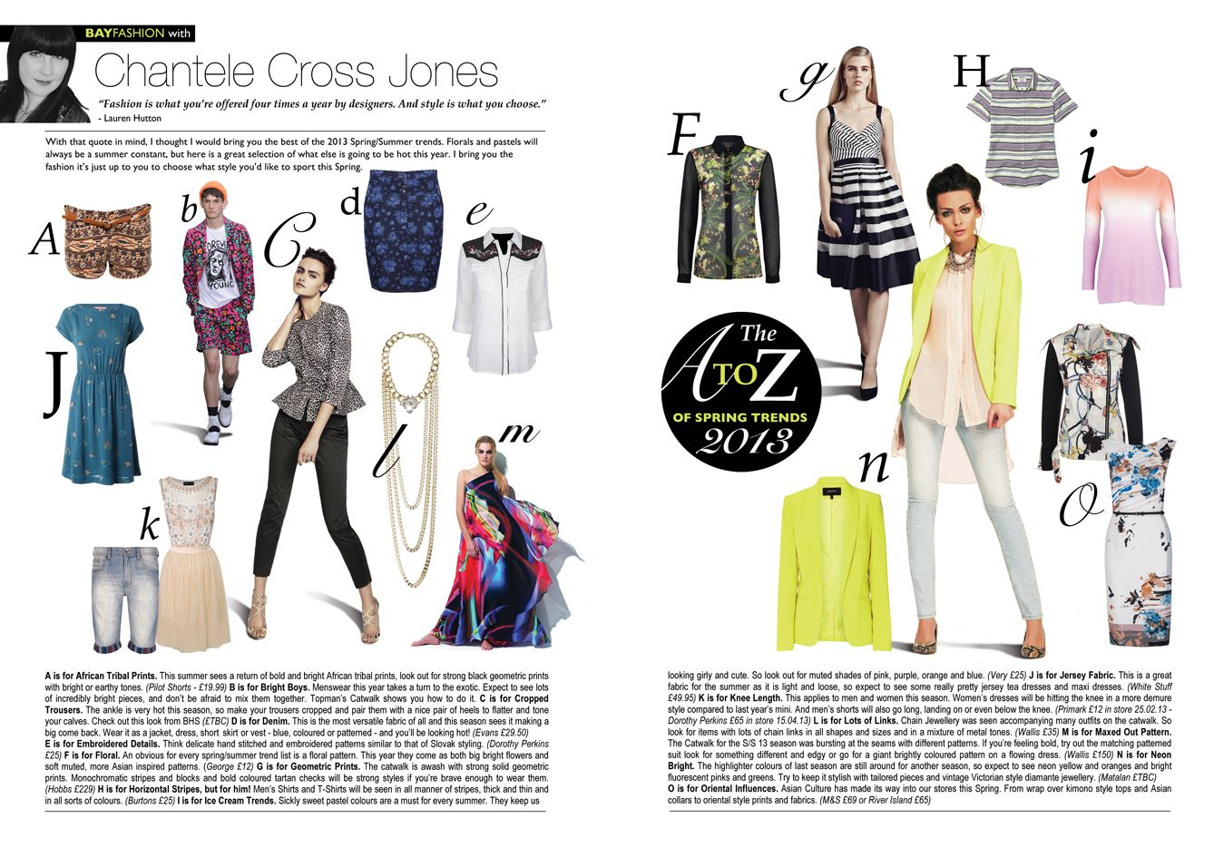 Az of spring trends my articles pinterest spring trends